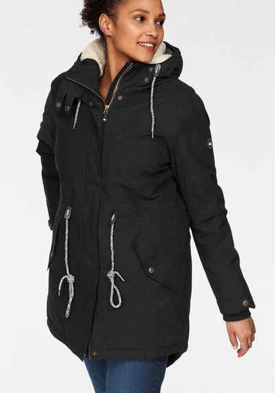 competitive price ae11e a3cfd Parka in schwarz online kaufen | OTTO