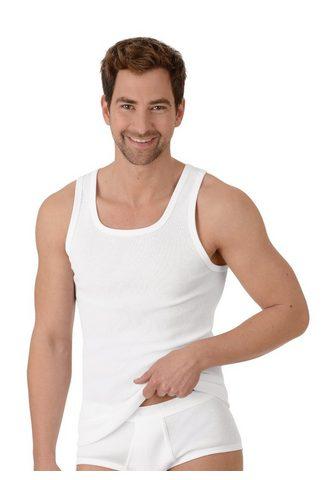 TRIGEMA Apatiniai marškinėliai Doppelripp im d...