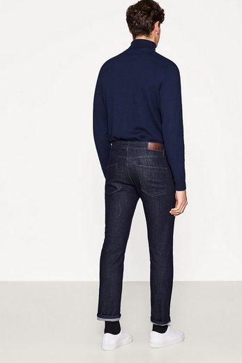 ESPRIT COLLECTION Stretch-Jeans aus Organic Cotton