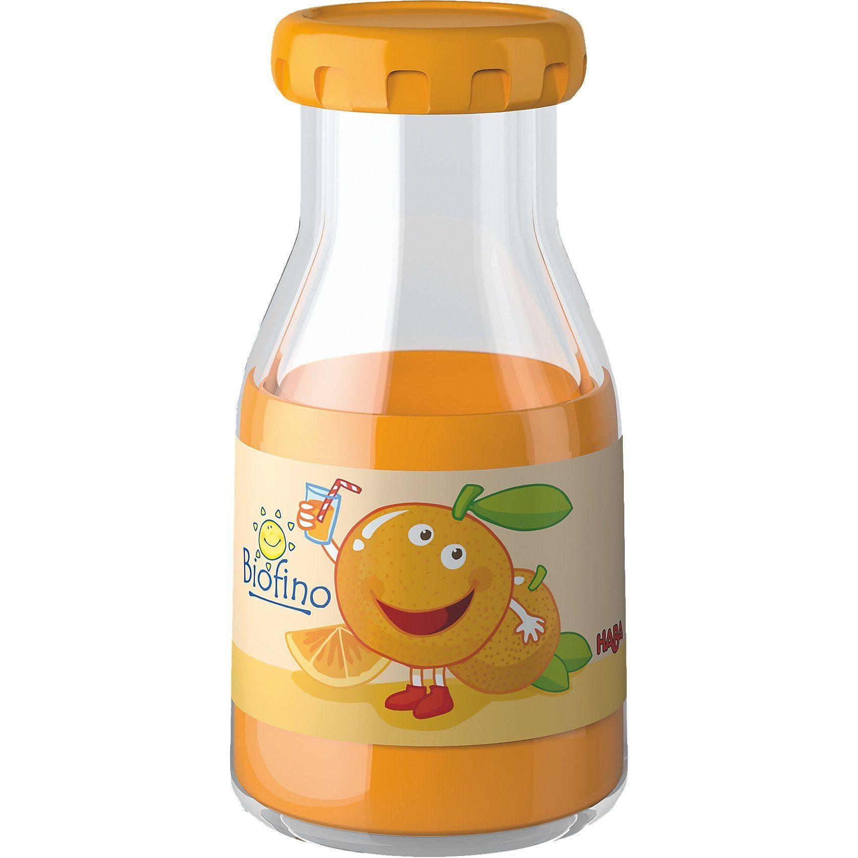 Haba 300118 Orangensaft Spiellebensmittel