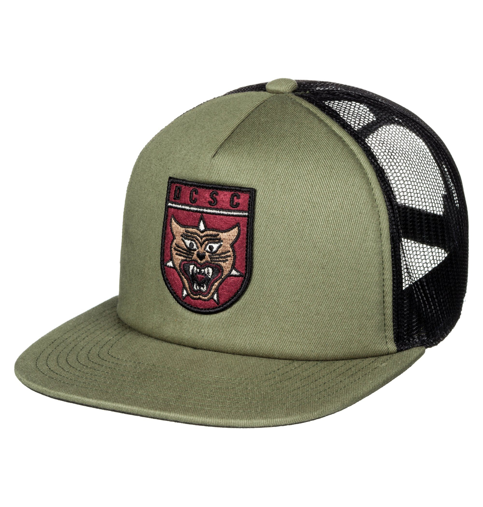 DC Shoes Trucker Cap »Surplus«