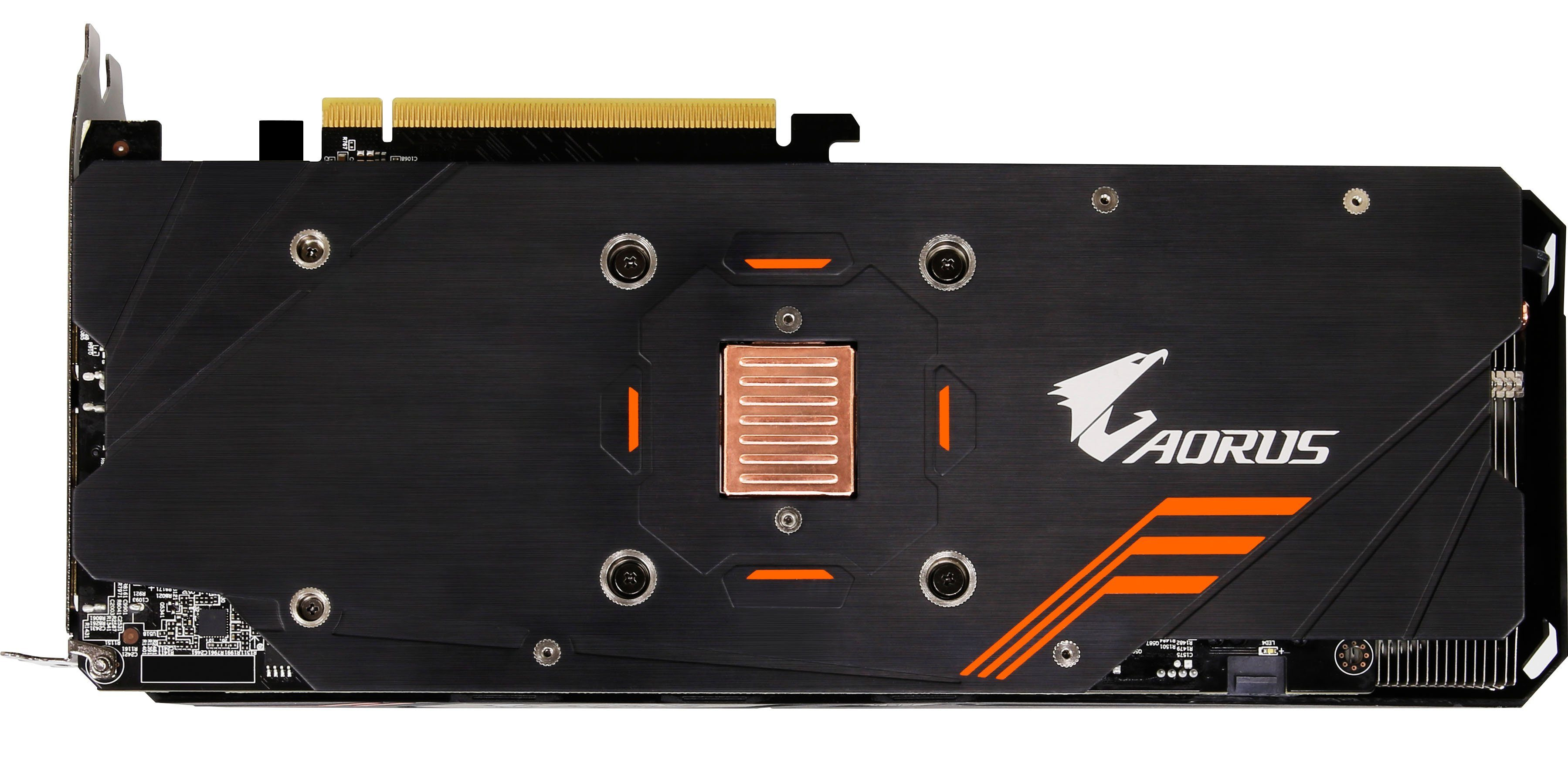 GIGABYTE Grafikkarte AORUS GeForce® GTX 1060 6GB 9Gbps »GV-N1060AORUS-6GD«
