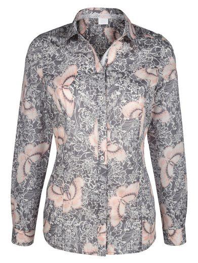 Chemise Alba Moda Avec Imprimé Féminin