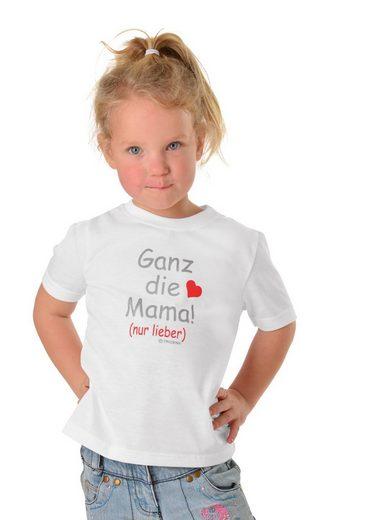 Trigema T-Shirt Mamas Liebling