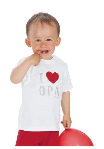 TRIGEMA Marškinėliai Lieblings-Opa