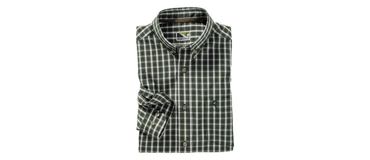 Wald & Forst Langarmhemd Oxford-Karo Billig Verkauf Erhalten Authentisch Billig Verkauf Schnelle Lieferung F3WinBfmAP