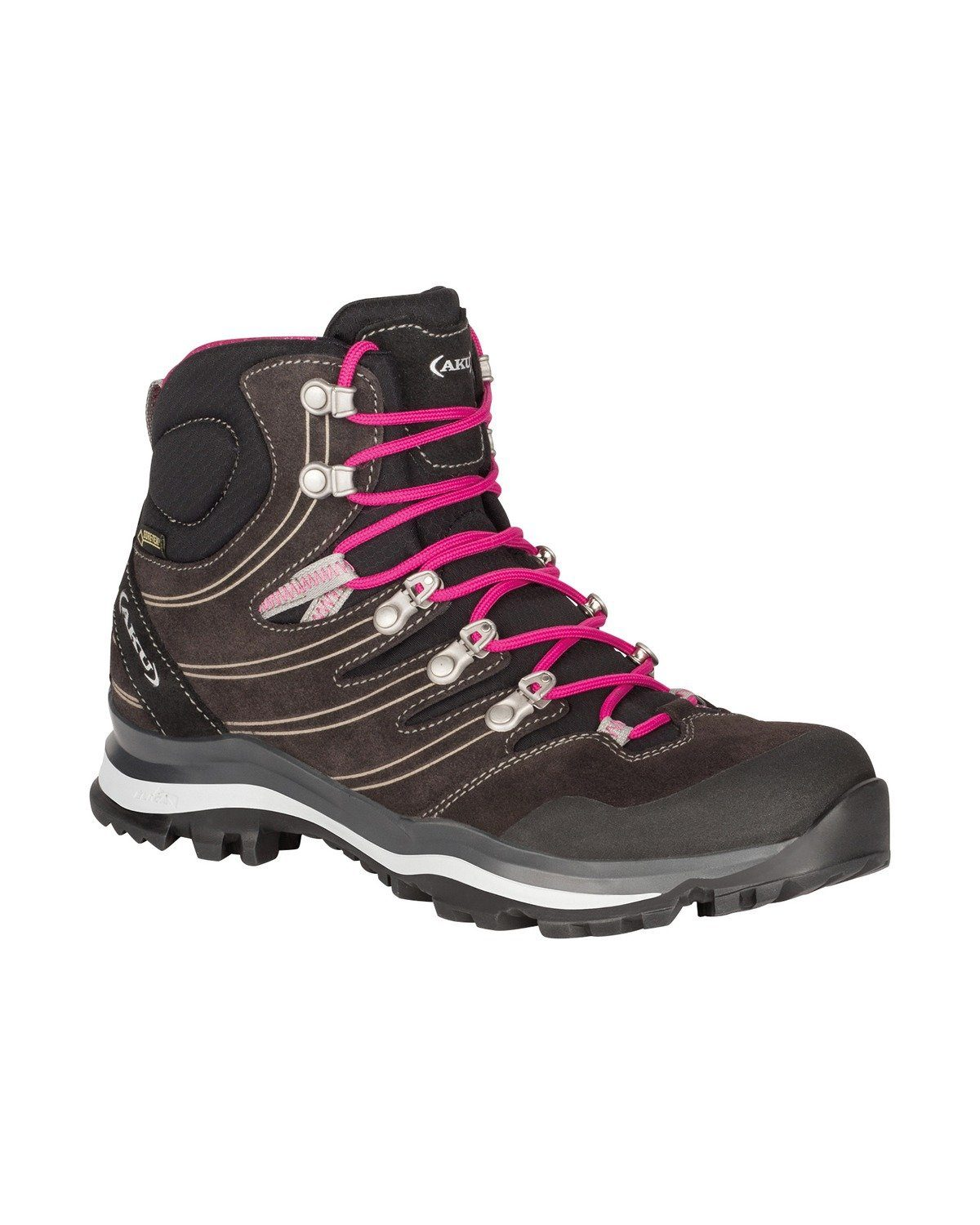 AKU Trekkingstiefel Alterra GTX® online kaufen  anthrazit#ft5_slash#magenta