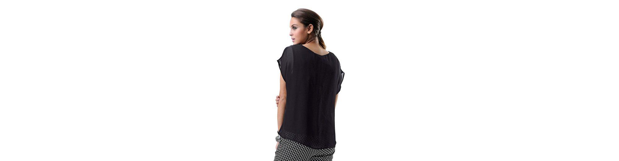 Alba Moda Shirt In schönem 2-in-1 Look Günstig Kaufen Echt YzEpL