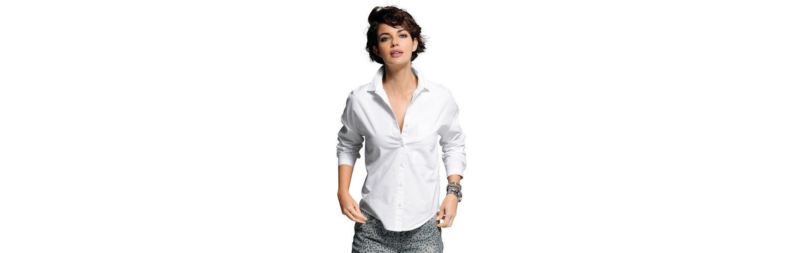 Alba Moda Hemdbluse in Oversized-Form Spielraum Online-Shop MaeTynyVO