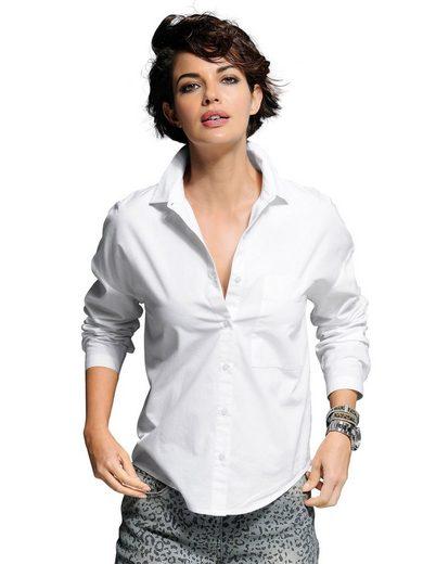 Alba Moda Hemdbluse in Oversized-Form