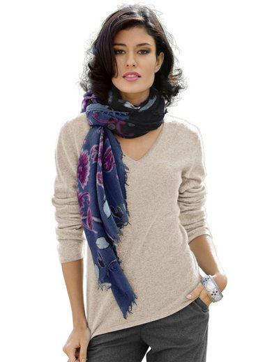 Alba Moda Pullover aus kuschelweichem Kaschmir