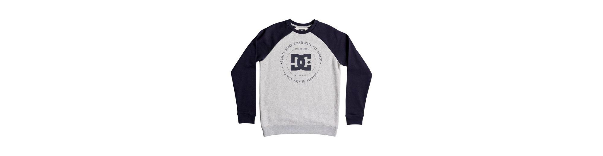 DC Shoes Sweatshirt Rebuilt Raglan Günstig Kaufen Offiziellen Einen Günstigen Preis Classic Zum Verkauf Outlet Kaufen 1aoilLU0F