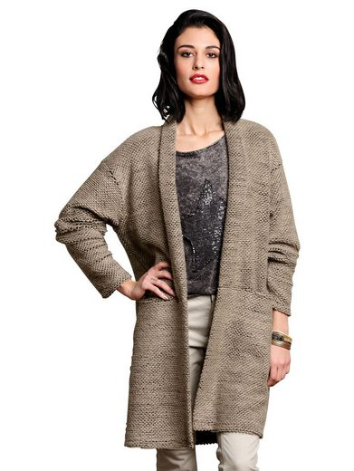 Alba Moda Mantel in Oversizedform