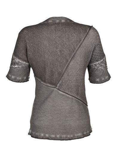 Alba Moda Shirt in Patchoptik