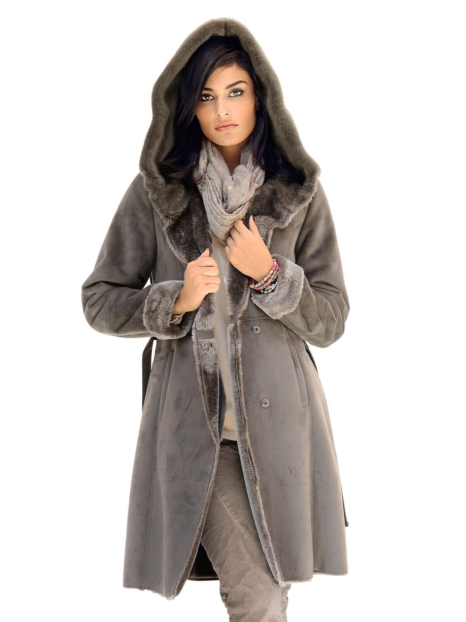 Alba Moda Mantel in Veloursoptik online kaufen | OTTO