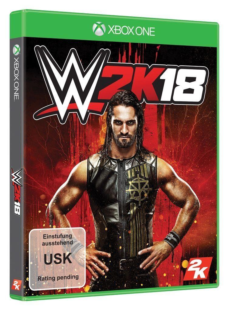 2K XBOX One - Spiel »WWE 2K18«