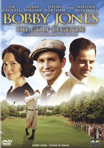 DVD »Bobby Jones - Die Golflegende«