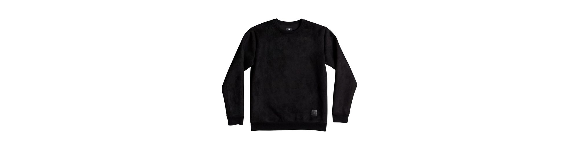 DC Shoes Kunst-Wildleder Sweatshirt Atchison Amazon Kaufen qC5kwq5wm