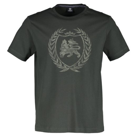 LERROS T-Shirt mit LogoPrint