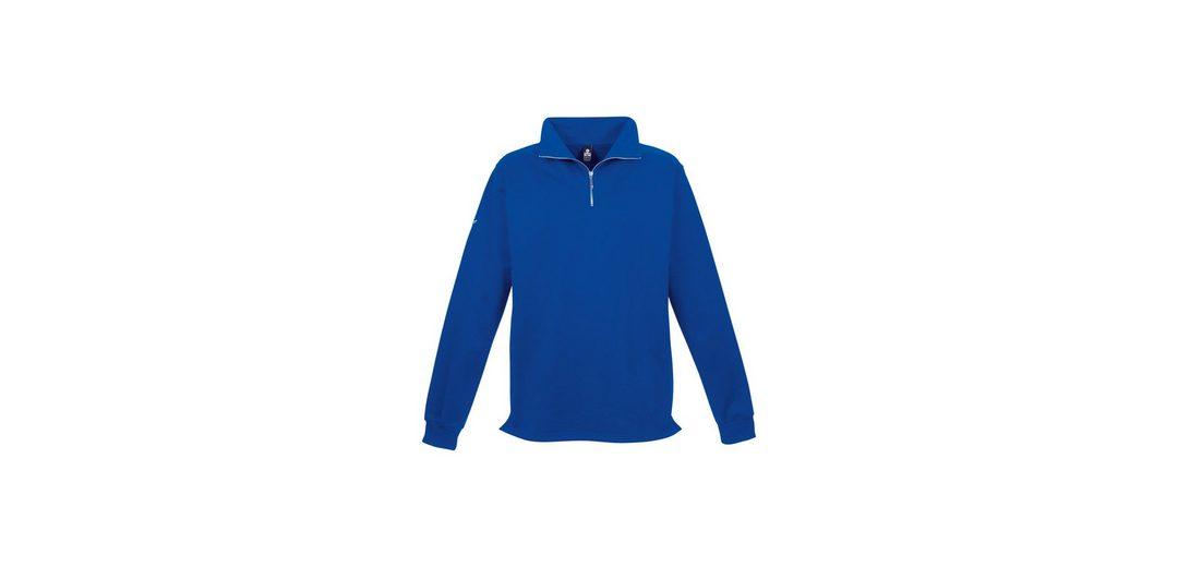 TRIGEMA Reißverschluss-Sweater Erkunden K6PE19D