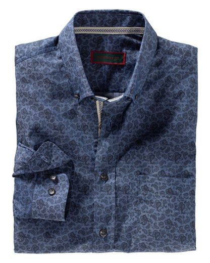 Mayer Riding Shirt With Paisley