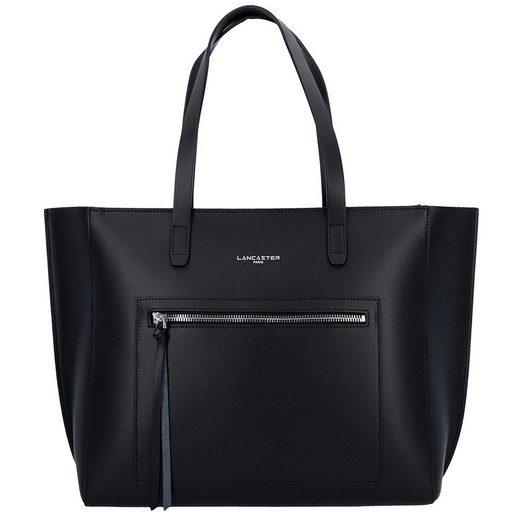 LANCASTER Sac Cabas Shopper Tasche Leder 33 cm