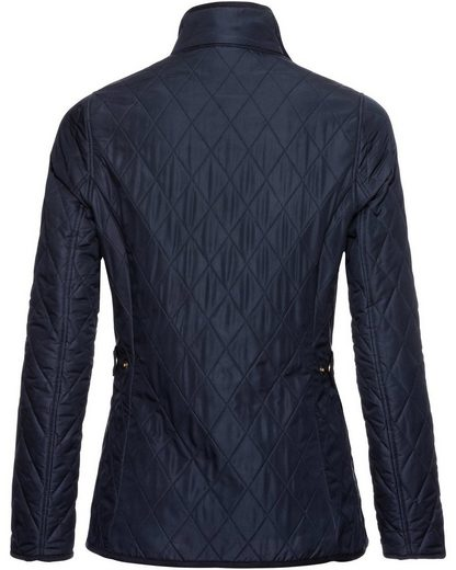 Barbour Steppjacke Combe