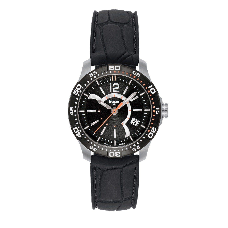 Traser Armbanduhr H3 Ladytime Black T 7392
