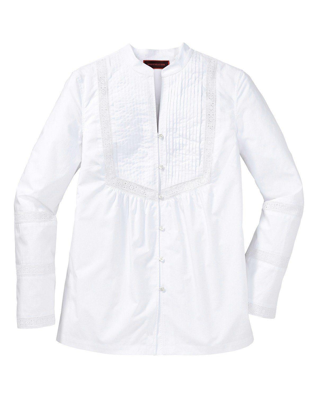 Reitmayer Bluse mit Spitze jetztbilligerkaufen