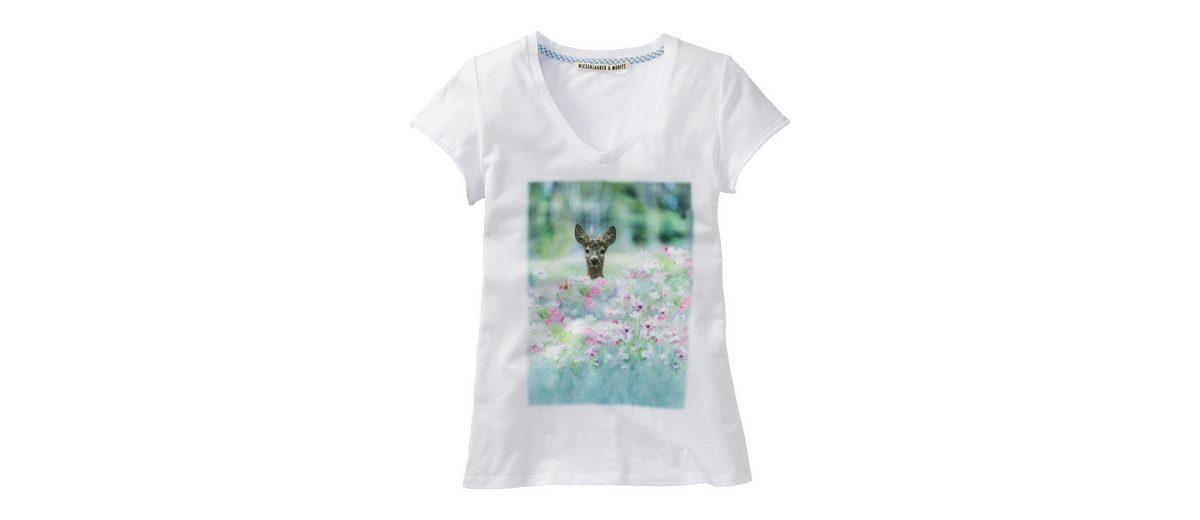 Spielraum Offizielle Seite Besuchen Online-Verkauf Neu Wiesenzauber & Moritz T-Shirt mit Kitz i8Zq7qaU8c