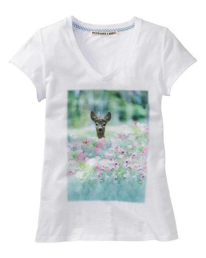 Wiesenzauber & Moritz T-Shirt mit Kitz