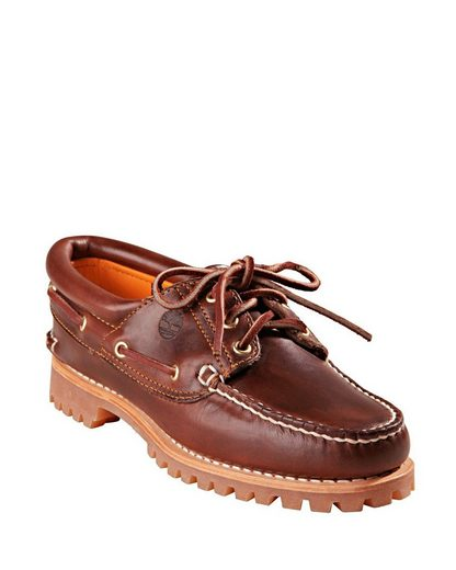 TIMBERLAND Bootsschuh Heritage Noreen 3-Eyes