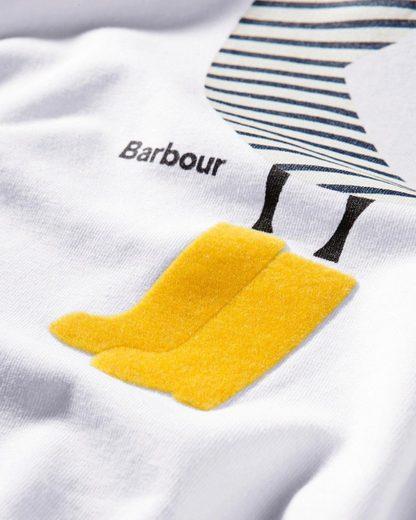 Barbour T-shirt Avonmouth