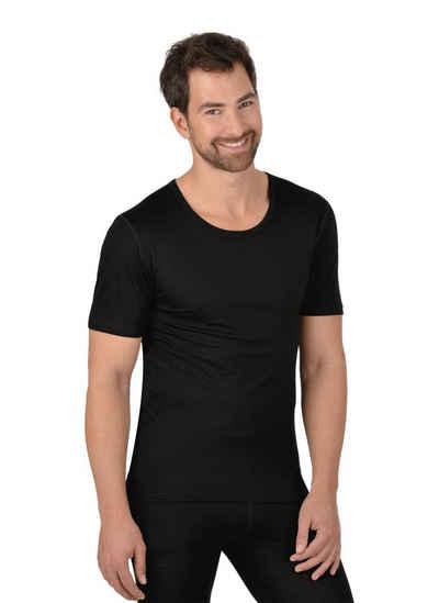 Trigema T-Shirt aus Merinowolle