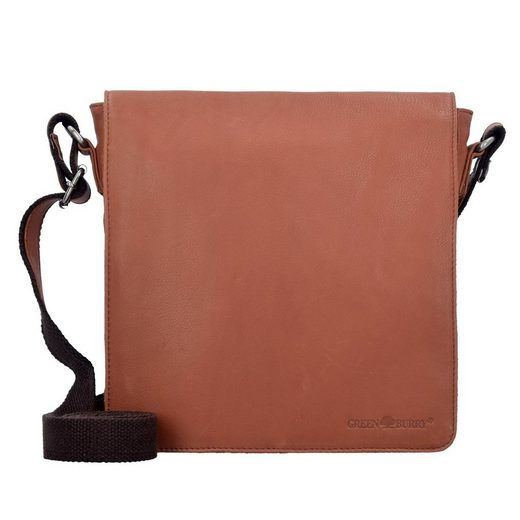 Greenburry Pure A4 Umhängetasche Leather 23 Cm Times Tablet