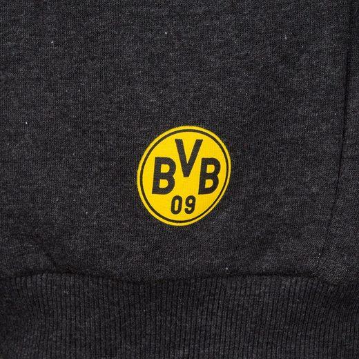 PUMA Kapuzenpullover Borussia Dortmund Borusse