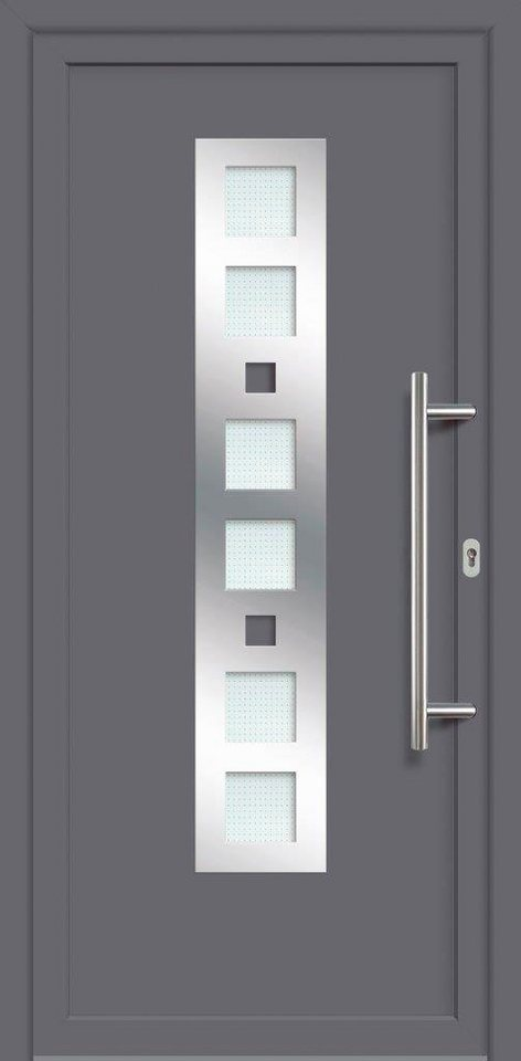 km meeth zaun gmbh haust r ka744s2 2 nach wunschma anthrazit t ranschlag links online. Black Bedroom Furniture Sets. Home Design Ideas