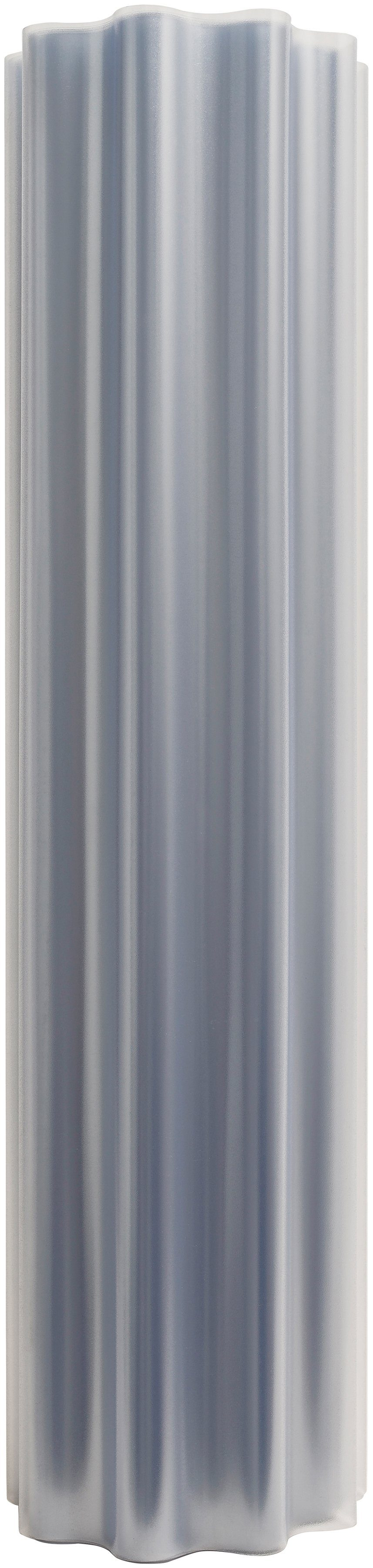 Wellplatte »Rolle sinus«, klar, 20 m², inkl. Befestigung