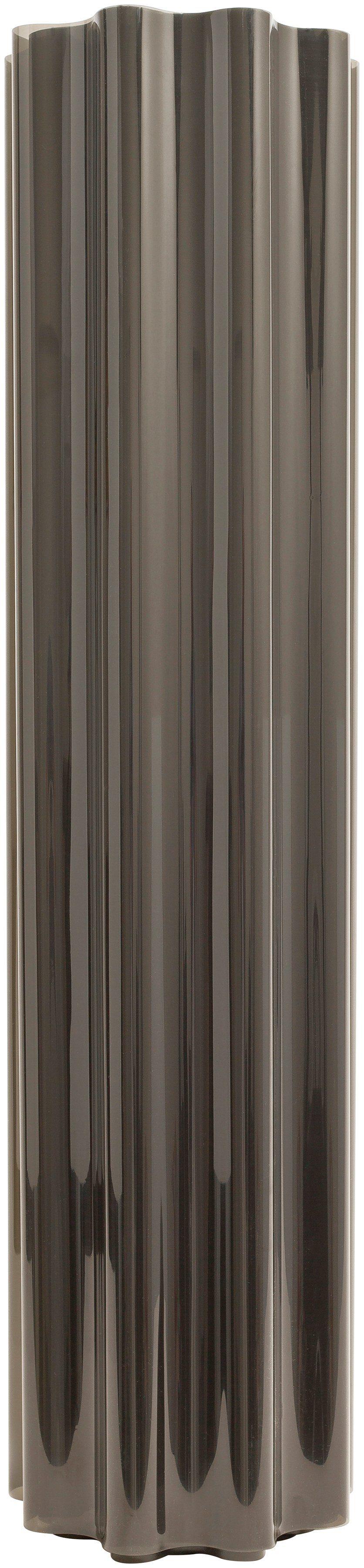 Wellplatte »Rolle sinus«, rauch, 10 m², inkl. Befestigung
