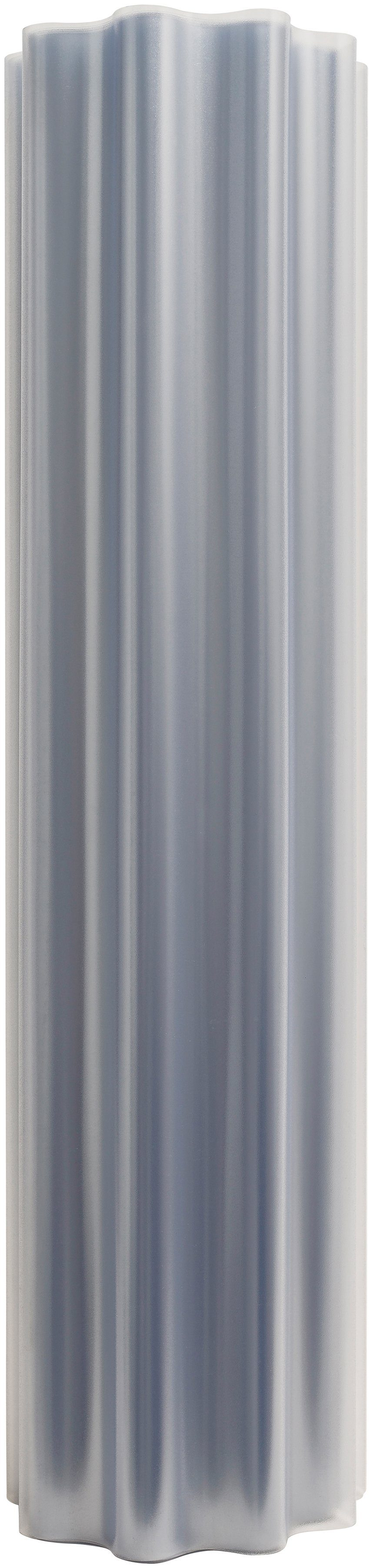Wellplatte »Rolle HR sinus«, klar, 10 m², inkl. Befestigung