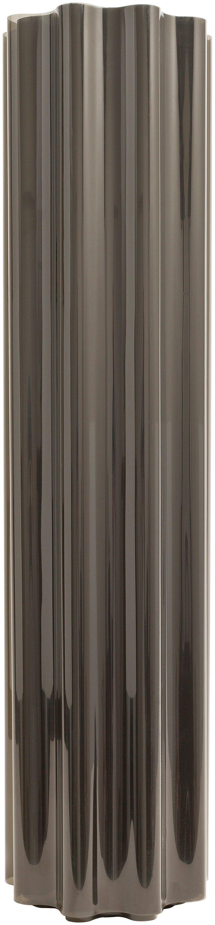 Wellplatte »Rolle sinus«, rauch, 20 m², inkl. Befestigung