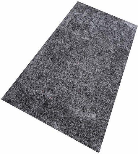 Hochflor-Teppich »Comtesse«, Living Line, rechteckig, Höhe 30 mm, besonders weich durch Microfaser