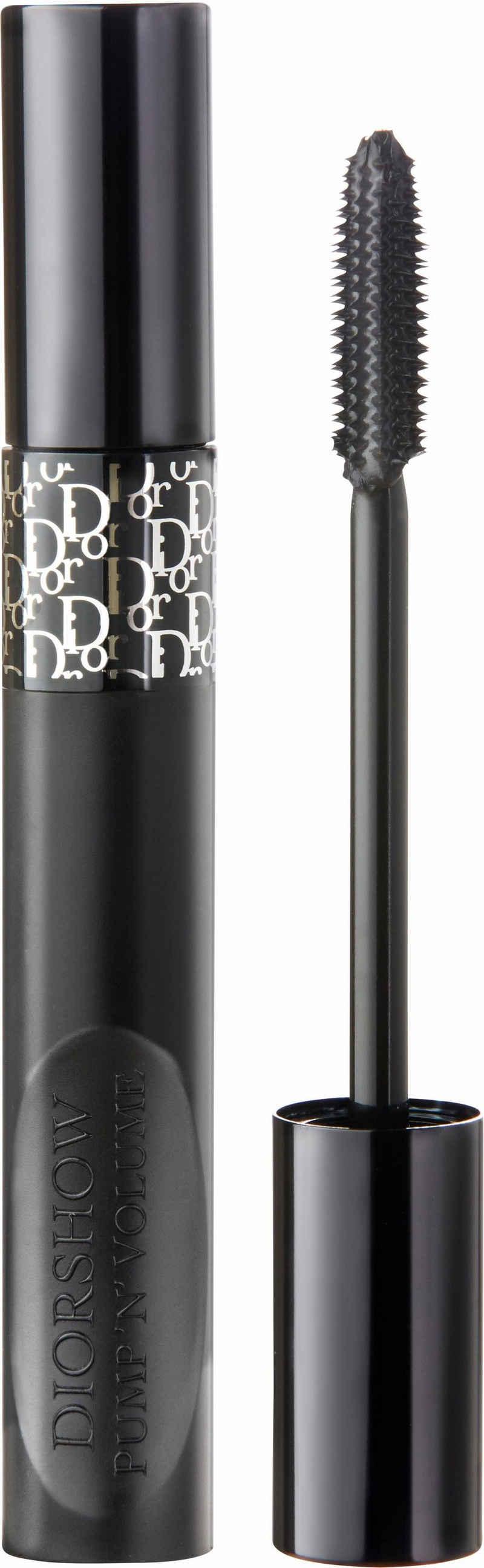 Dior Mascara »Diorshow Pump'N'Volume«, Elastischer Flakon