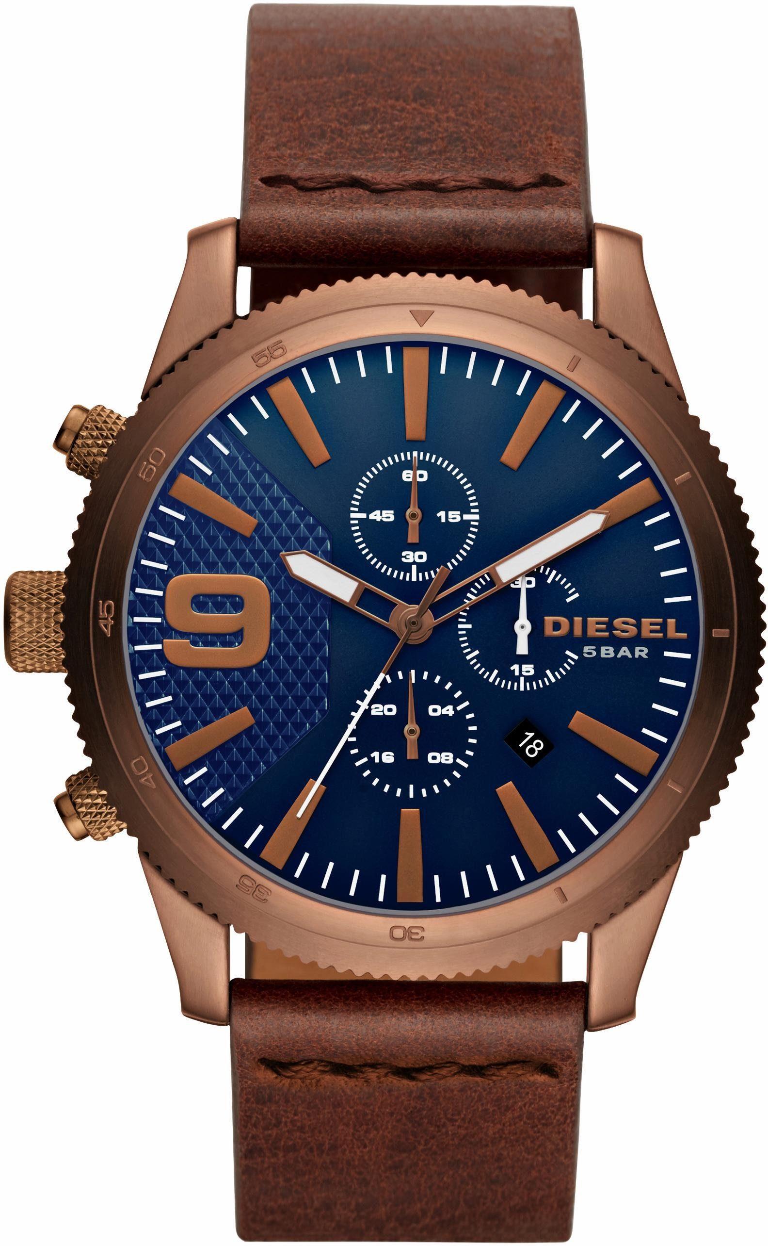 Diesel Chronograph »RASP CHRONO 46, DZ4455«