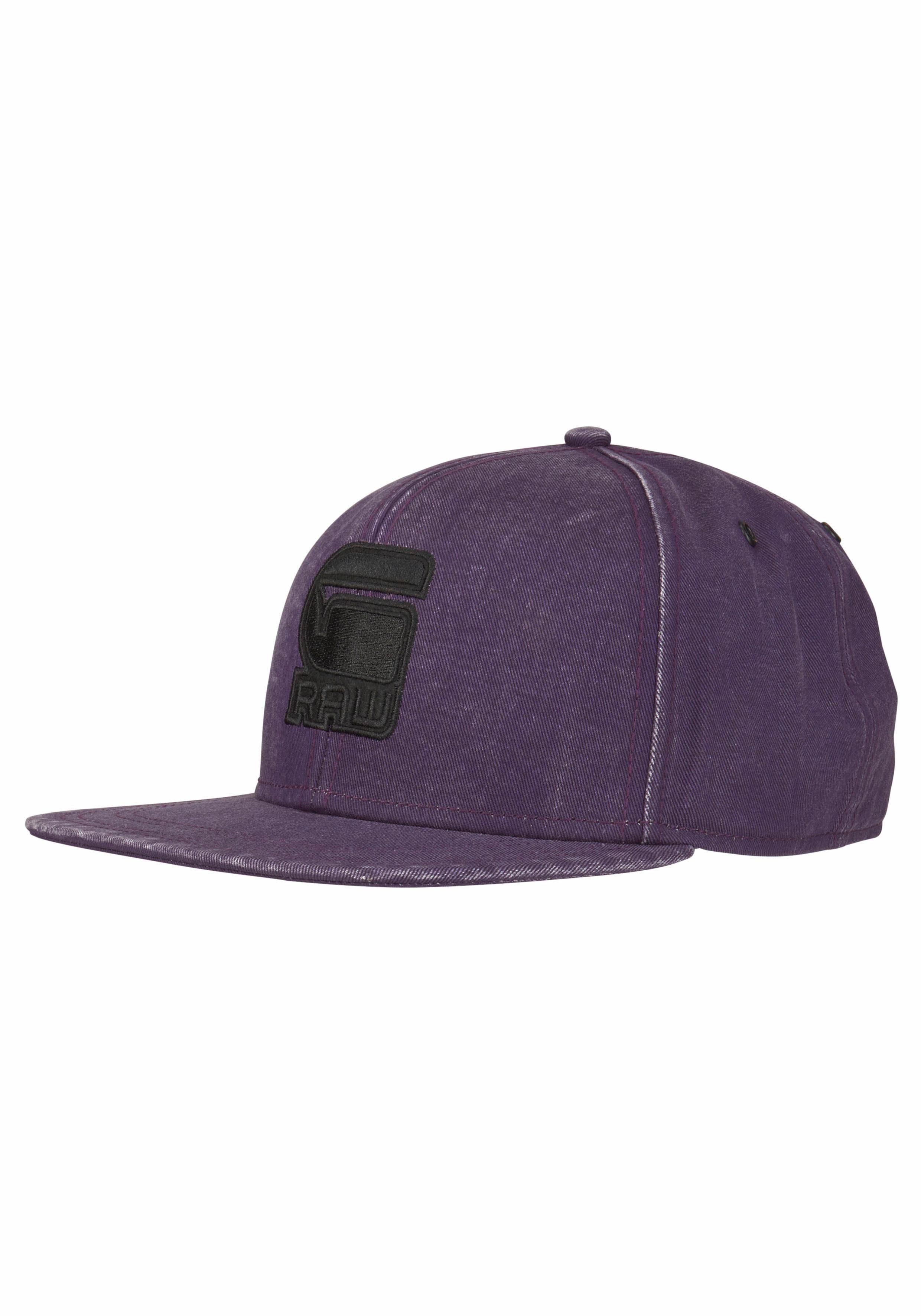 G-Star RAW Baseball Cap, mit Logo vorn