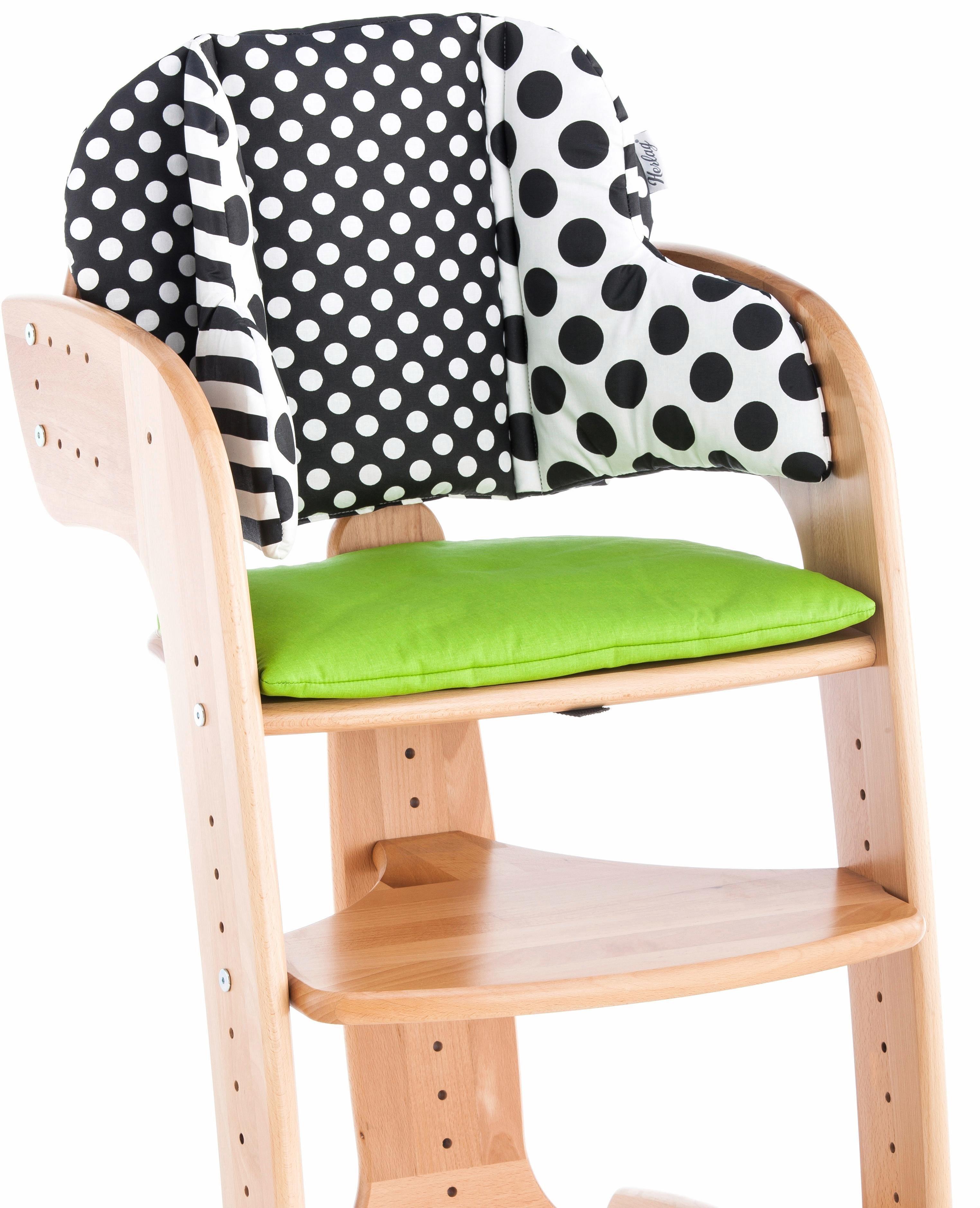 Herlag® Sitzpolster für Hochstuhl Tipp Topp Comfort IV, »grün«   Kinderzimmer > Kinderzimmerstühle > Hochstühle   Herlag