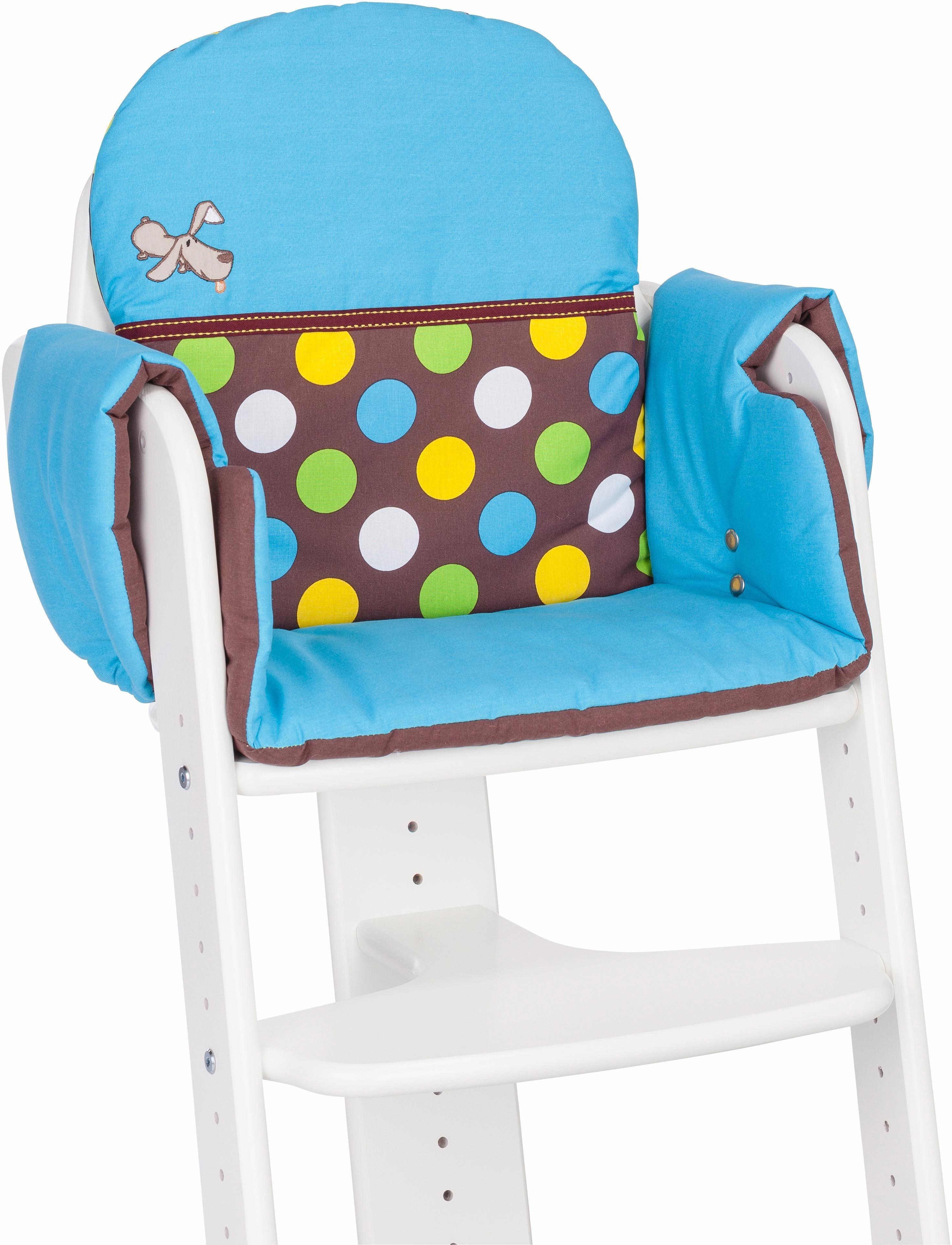 Herlag® Sitzpolster für Hochstuhl Tipp Topp IV, »Waldi«   Kinderzimmer > Kinderzimmerstühle > Hochstühle   Herlag