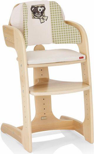 herlag sitzpolster f r hochstuhl tipp topp comfort iv beige online kaufen otto. Black Bedroom Furniture Sets. Home Design Ideas
