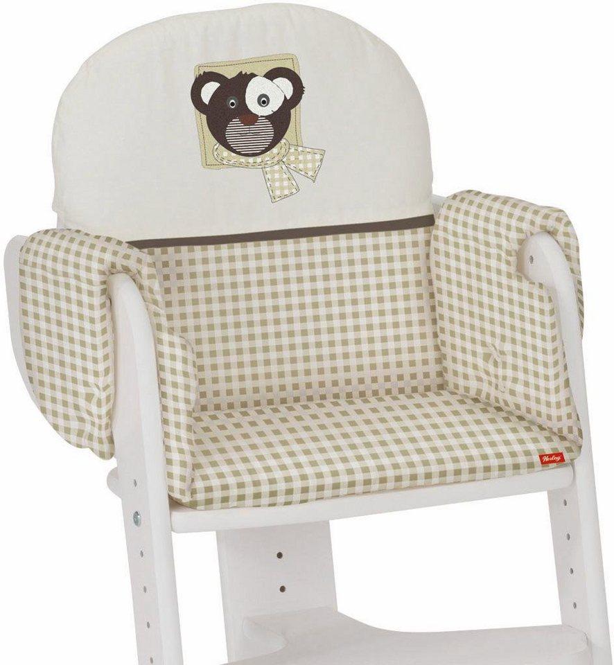 herlag sitzpolster f r hochstuhl tipp topp iv beige online kaufen otto. Black Bedroom Furniture Sets. Home Design Ideas
