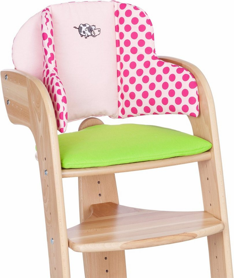 herlag sitzpolster f r hochstuhl tipp topp comfort iv emma online kaufen otto. Black Bedroom Furniture Sets. Home Design Ideas